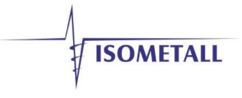 Isometall - logo