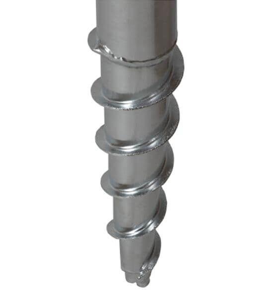 Isometall - zemny vrut - HOBBY B8