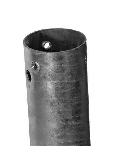 Isometall - zemny vrut - DOMA A2+